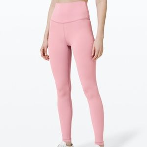 Lululemon Align Pant 28'' Pink Taupe